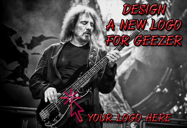 Design a new logo for Geezer Butler