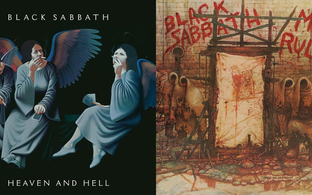 Heaven & Hell – Mob Rules Deluxe Editions