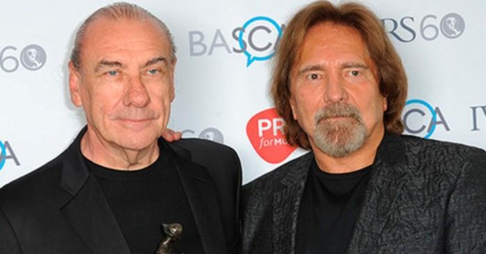 Happy Birthday Bill Ward