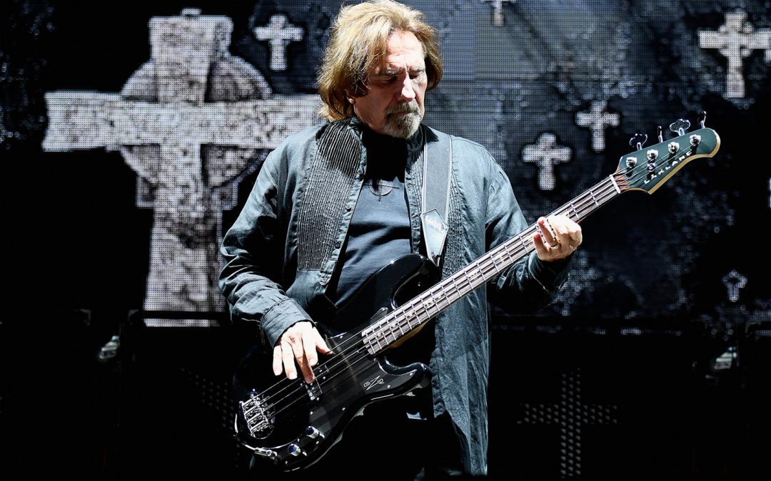 Geezer Butler on New Project Deadland Ritual