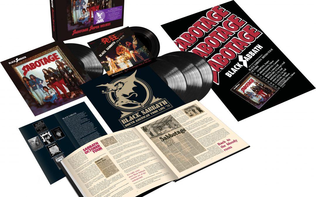 Sabotage Super Deluxe Edition